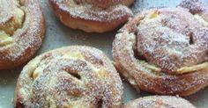 Apfelschnecken aus dem Backofen, ein Rezept der Kategorie Backen süß. Mehr Thermomix ® Rezepte auf www.rezeptwelt.de