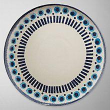 Buy Da Terra Folklore Dinner Plate Online at johnlewis.com