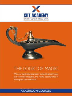 With our captivating approach, compelling techniques and committed faculties, the accomplished is nothing less than Magical www.xiit.co.in