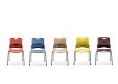 Jonny by Senator.  Jonny is an inspiring multi-purpose chair family that provides exceptional comfort through a sophisticated minimalist aesthetic. A simple, cost effective and well-engineered stacking chair solution.