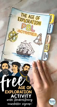 Age of Exploration Free Teaching Resource - Marina 3rd Grade Social Studies, Teaching Social Studies, Teaching History, Teacher Freebies, Teacher Blogs, Free Teaching Resources, Teaching Activities, 5th Grade Classroom, Study History