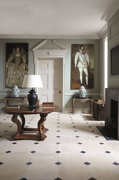 #periodliving #traditional #Downton #interiors