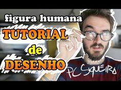 Tutorial de Desenho: Figura Humana - PC Siqueira