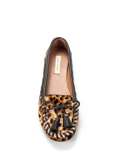 6ae2cfcb6ed1 zara leopard print moccasin...really like these. Soccer Mom Style, Splendid