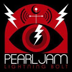 Pearl Jam's Lightning Bolt Hits #1