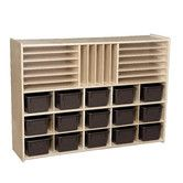 Found it at Wayfair - Contender Multi Use 32 Compartment Cubby