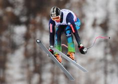 Ferran Terra will be at The Winter Olympic Sochi games 2014 held in Russia, here a picture of Ferran  - Men's Downhill Training - Alpine FIS Ski World Championships. Photo by Clive Mason