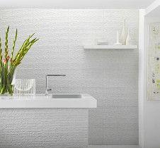 Stratum™ White Tile