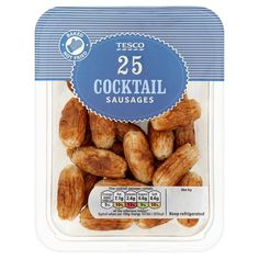 Tesco 25 Snack Sausages 212G - Groceries - Tesco Groceries