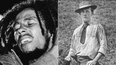 Little is known about Bob Marley's father, but his World War One record shows he was neurotic and incontinent and did not see frontline action.