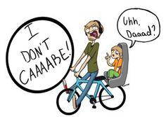 Pewdiepie irresponsible dad :)