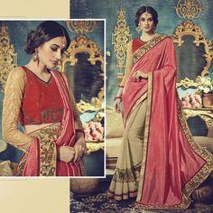 Bollywood Designer Saree Sari Wedding Indian Pakistani Party Wear Georgette Sari