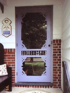 Victorian Screen U0026 Storm Door | Wellesley Model | Www.