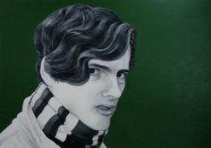 Matěj (tempery, akryl 100x70 cm, 2013)