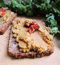 Tomate-Basilikum-Streich Comfort Food, Snacks, Meatloaf, Pesto, Food And Drink, Appetizers, Cooking, Breakfast, Spreads