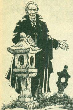 Abraham Van Helsing Enemies