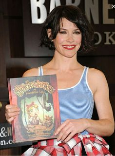 Evangeline Lilly , the squickerwonkers