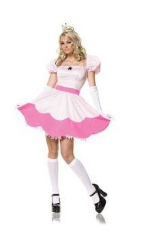 Costume adult snow halloween queen