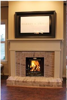9 Simple and Modern Ideas Can Change Your Life: Livingroom Remodel With Fireplace living room remodel before and after columns.Living Room Remodel With Fireplace Mantels small living room remodel storage spaces.Living Room Remodel With Fireplace Window. Craftsman Fireplace, Cabin Fireplace, Brick Fireplace Makeover, Shiplap Fireplace, Victorian Fireplace, Concrete Fireplace, Farmhouse Fireplace, Fireplace Remodel, Modern Fireplace