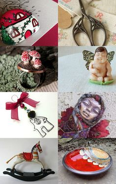 Gifts I want for Christmas  by Gioconda Pieracci on Etsy--Pinned with TreasuryPin.com