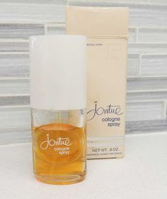 Vintage Revlon Jontue Cologne Spray by gypsytejas on Etsy