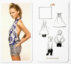 yo elijo coser: DIY: 4 ideas de Hermès para usar un pañuelo