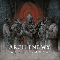 Caratula Frontal de Arch Enemy - War Eternal