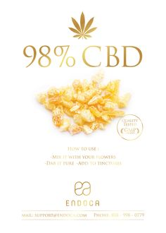 98% cbd