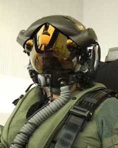 JSF F-35 Joint Strike Fighter helmet