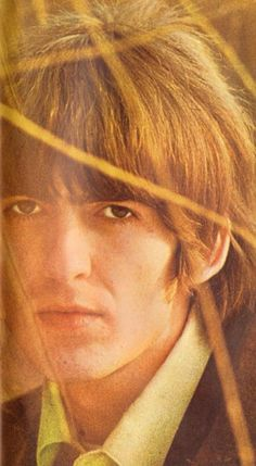 George Harrison......NICE CLOSE UP OF GEORGE.........LOVE THIS PICTURE.......LOVE ALWAYS.....R.I.P.