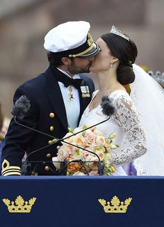 Las fotos más bonitas de la boda de Carlos Felipe y Sofia Hellqvist | Galería de fotos 8 de 38 | Vanity Fair