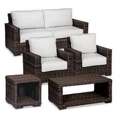 hampton 5pc seating set (java) from Thos. Baker