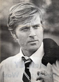 """victorlazlo: """" Robert Redford publicity still from The Candidate, 1972 """""""
