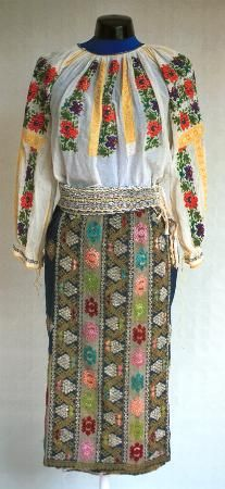 Romanian costume parade - Arges