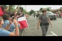 Cientos De Dominicanos Fueron A Cooperstown A Celebrar Con Orgullo Exaltación De Pedro Martínez #Video