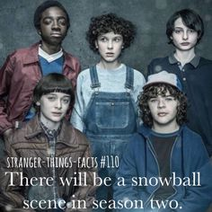 The snowball stranger things facts. I'm already picturing the scene. Everyone has someone they're slowing dancing with and then we'll see Mike sitting on the bleachers all alone with a single tear coming his face as he thinks eleven breaking her promise