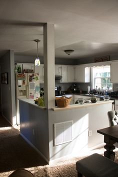 Split Level Kitchen Remodel Catchy Home Security Picture A Split ...