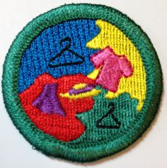 Fashion, Palm Glades (have it) Girl Scout Council, Girl Scouts Usa, Girl Scout Badges, Fabric Patch, Flare, Palm, Patches, Kids Rugs, Cosmetics