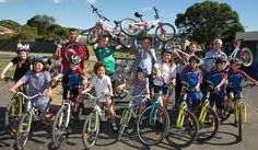 Bikes in Schools | This Way Up, 12:15 pm on 30 May 2015 | Radio New Zealand