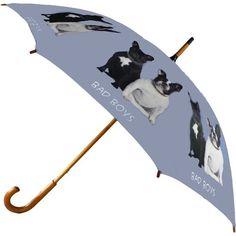 Paraplu Franse Bulldogs
