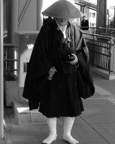 僧侶 Japanese Monk