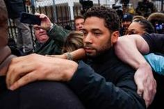 Jussie Smollett indicted again over alleged hoax attack, faces six new charges Harvey Milk, Freddie Mercury, Madonna, Punch In The Face, Jussie Smollett, Empire, All News, Accusations, Comedy