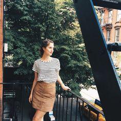 Julia Alcantara 2015 - NYC