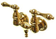 Kingston Brass CC31 Vintage Leg Tub Filler