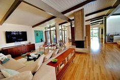 michael locke mcm midcentury modern house interiors