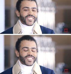 Daveed<< he looks so sassy in these photos XD Alexander Hamilton, Daveed Diggs, Anthony Ramos, Hamilton Lin Manuel Miranda, Hamilton Musical, Thomas Jefferson, Oui Oui, Founding Fathers, Musical Theatre