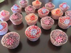 """Cupcakes """"fiorati"""""""