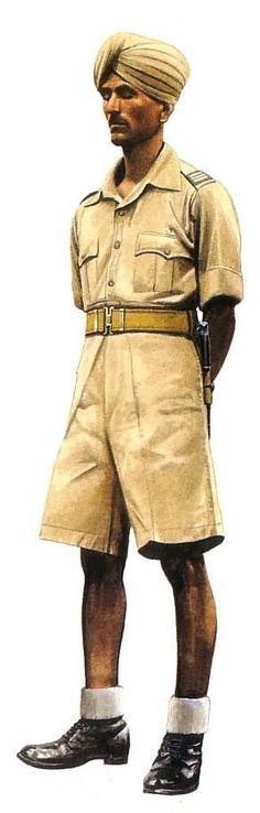 Uniformes Militares del Eje de la Segunda Guerra Mundial