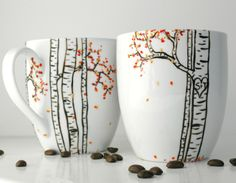 i'm obsessed with these mugs!