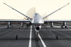 Consumer Drones Catching Up With Military-Grade Technology In mid-2015, a large consumer drone manufacturer called DJI released the P3, (more commonly known as the Phantom 3) - a 4k video capture, GPS equipped drone which can fly up to a mile from the user.